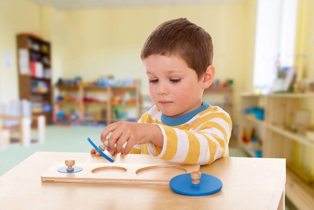 Игрушки в жизни двухлетнего ребёнка