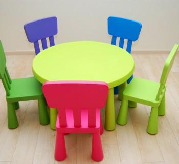 создание пространства для детей
