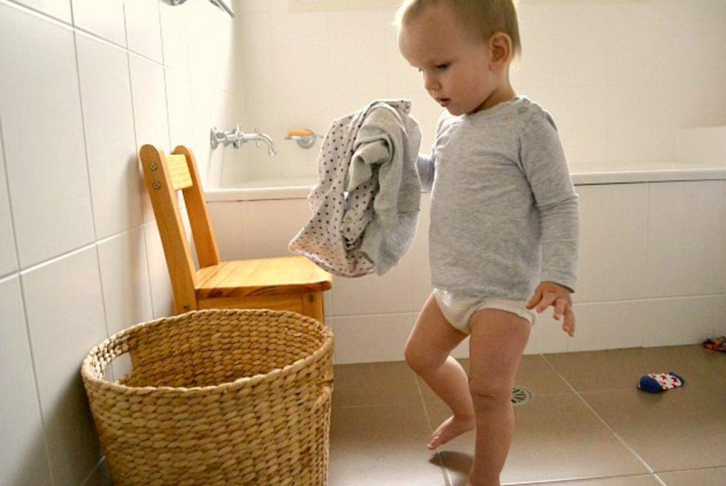 Чем можно заниматься с годовалым ребёнком