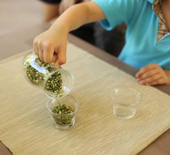 Монтессори-сад для гиперактивного ребёнка