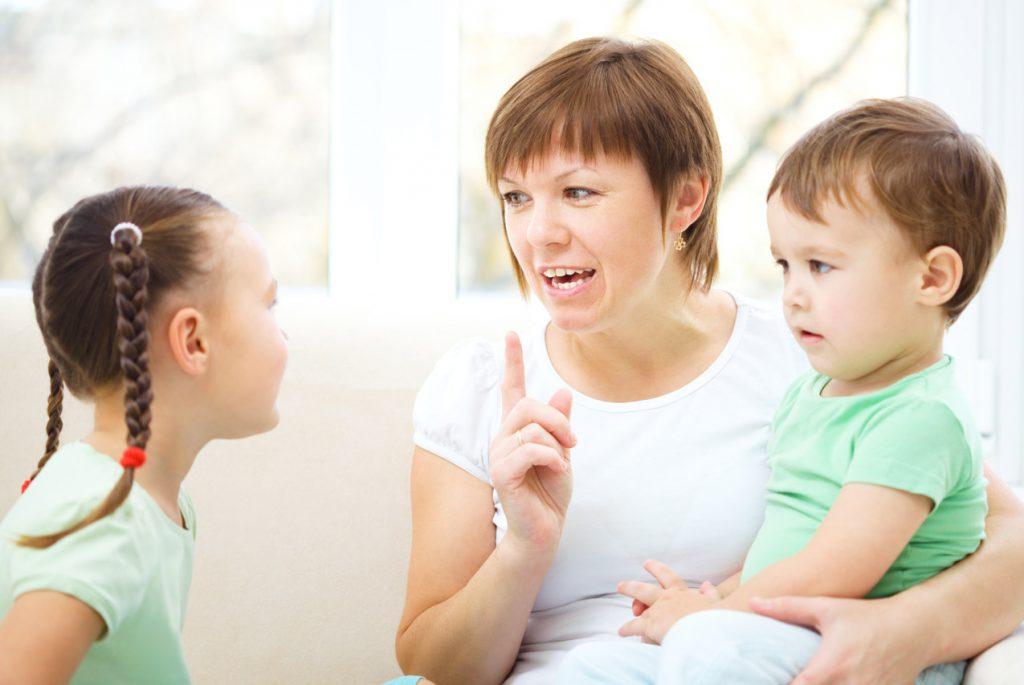 Какую пользу могут извлечь дети из разговоров со взрослыми?