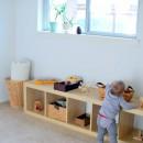комната для годовалого ребёнка