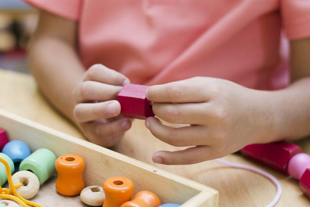 Монтессори-педагогика для детей с особенностями развития