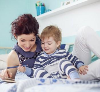 принципы общения с детьми до трёх лет