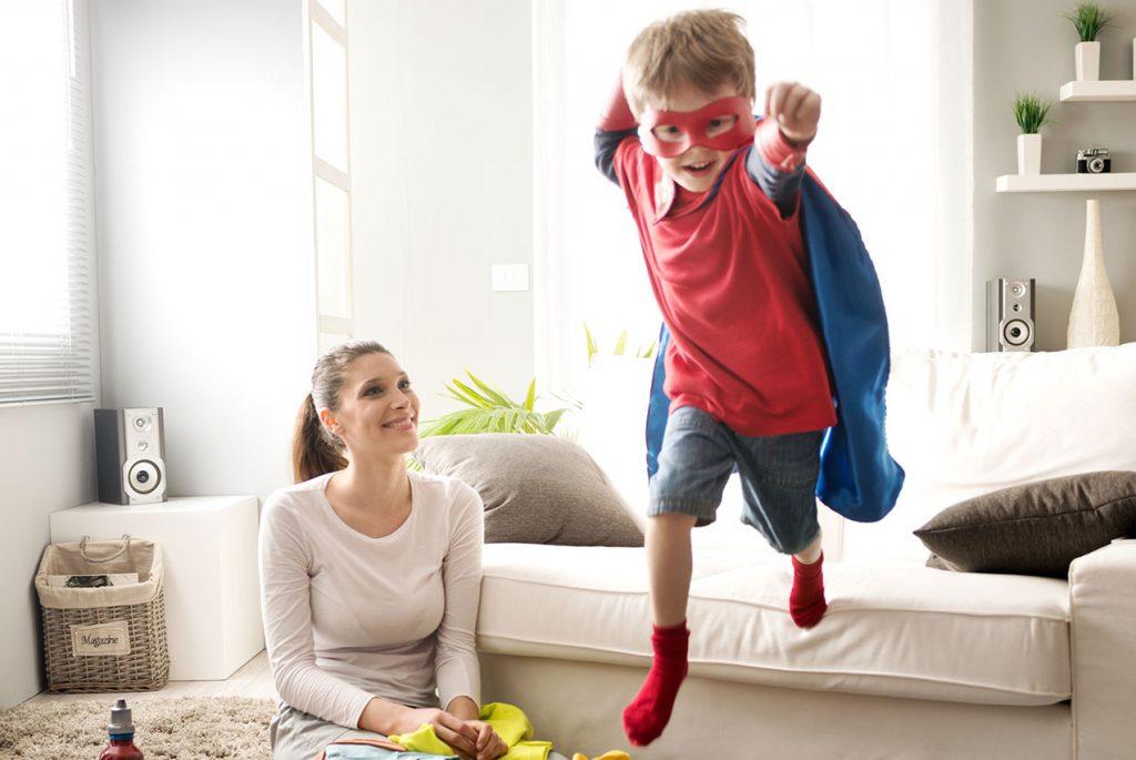 Разная похвала: как правильно хвалить поделки ребёнка
