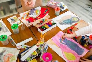 Творчество также развивает волю ребёнка
