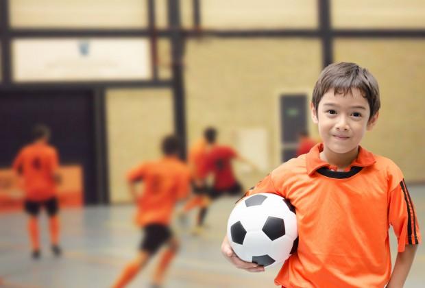 спортивную секцию для ребёнка