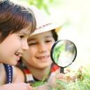 Дети исследуют окружающий мир