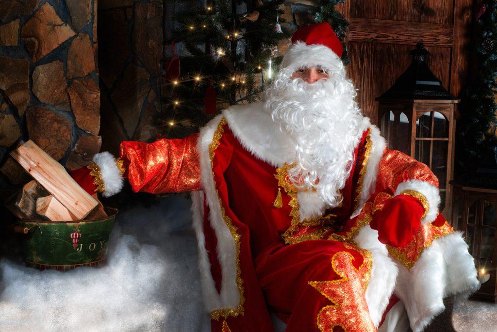 Про Деда Мороза, илиродитель— главныйучитель