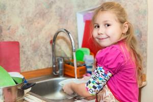 самостоятельность и ответственность у детей