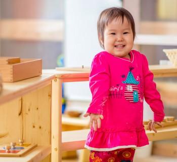 Адаптация ребёнка в Монтессори-среде