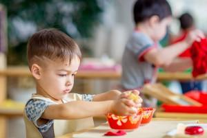 Знакомство и процесс адаптации ребёнка