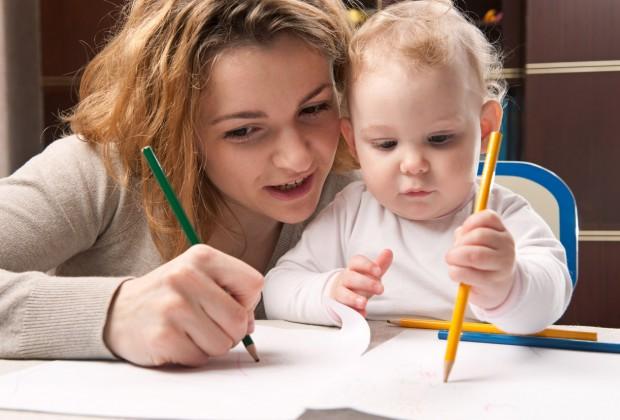 детские прописи для малышей