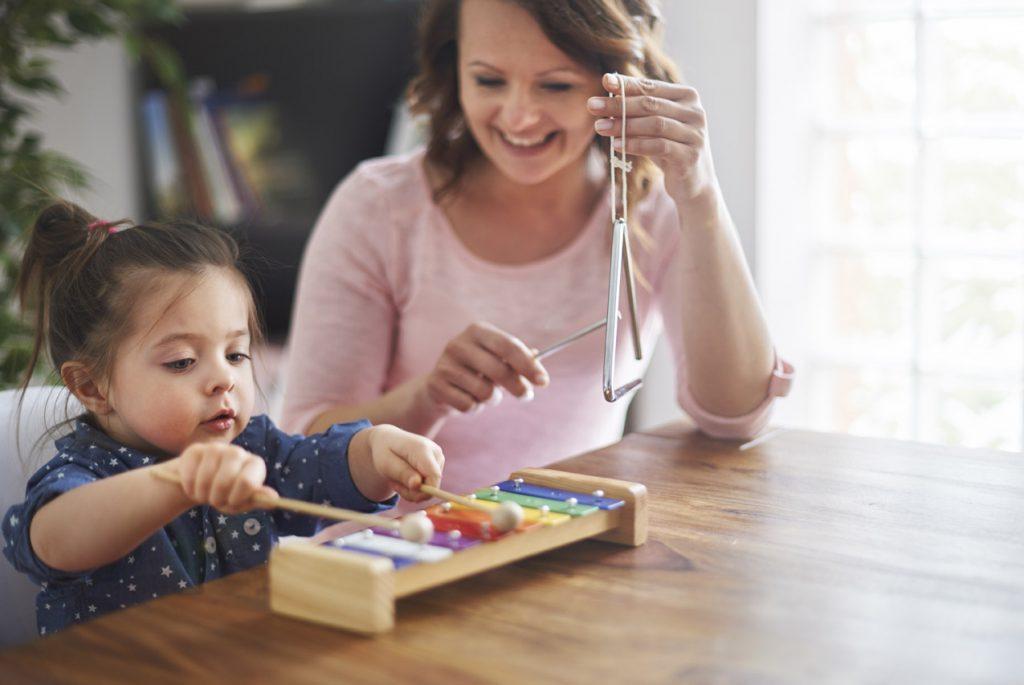Как родители растут и меняются вместе с детьми