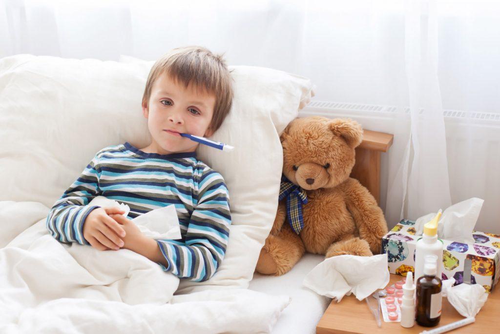 Зачем нашим детям «нужны» болезни