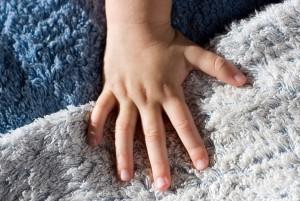 Трогать ткань