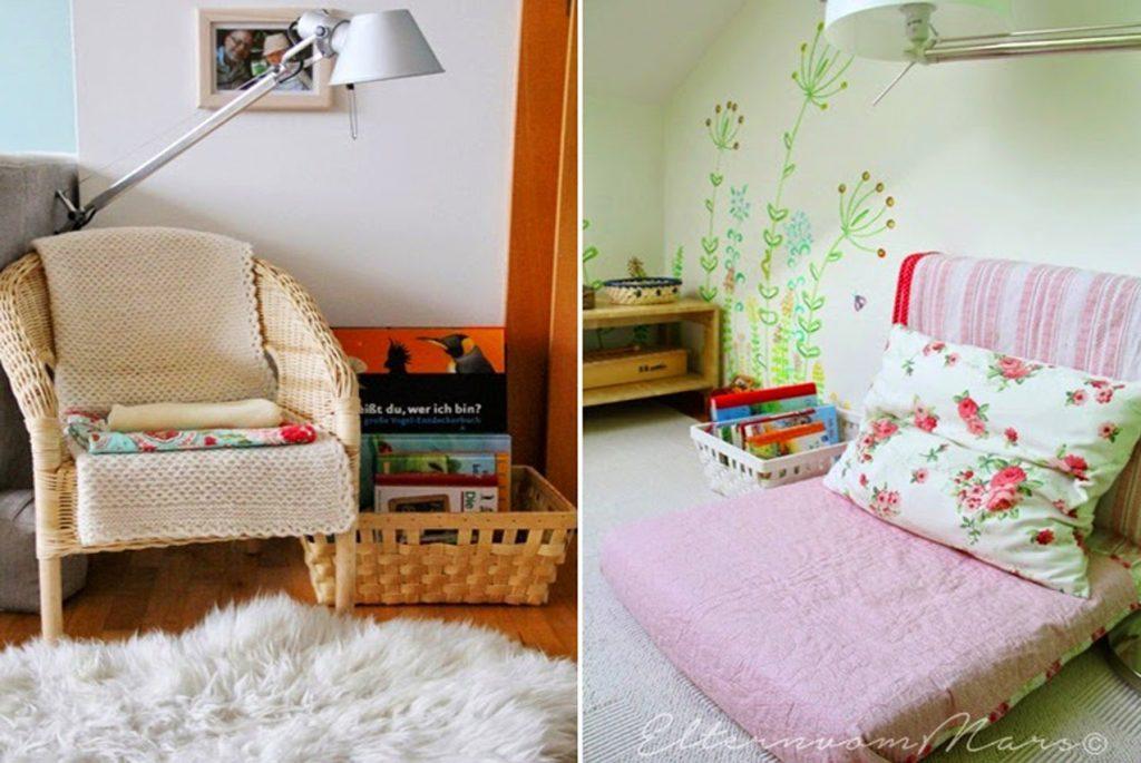 Монтессори-среда в домашних условиях