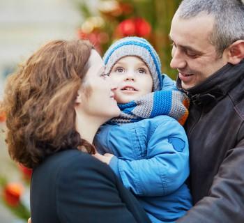 Для Монтессори-родителей самое главное – это счастье ребёнка