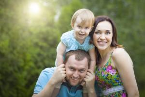 У Монтессори-родителей ребёнок чувствует себя счастливым