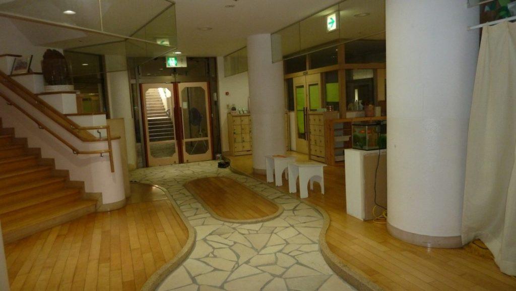 Фойе Монтессори-центра Такане