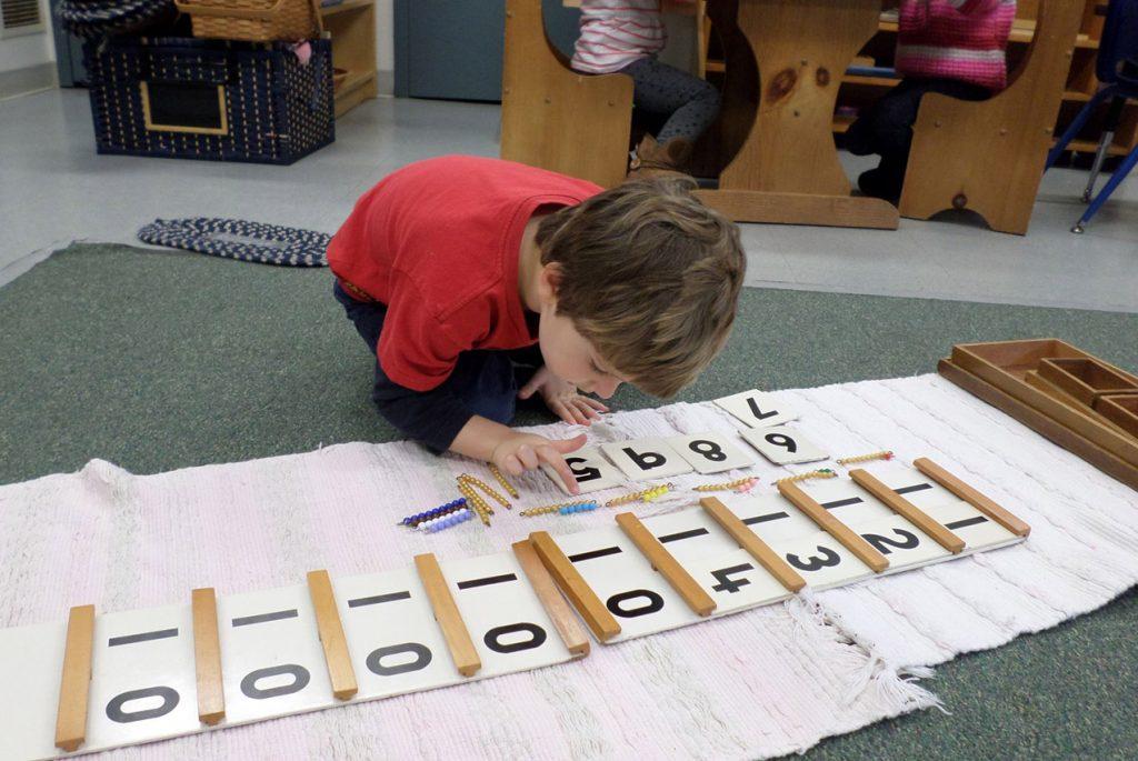 Семинар «Монтессори-подход к детям с особенностями в развитии»