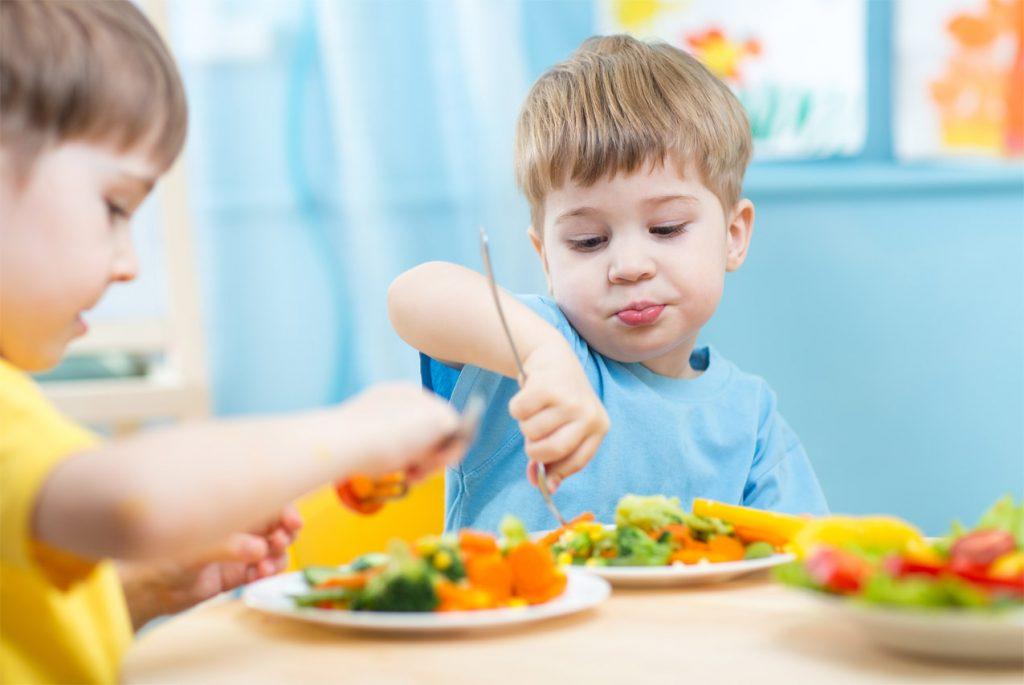 Меню для ребенка аллергика фото