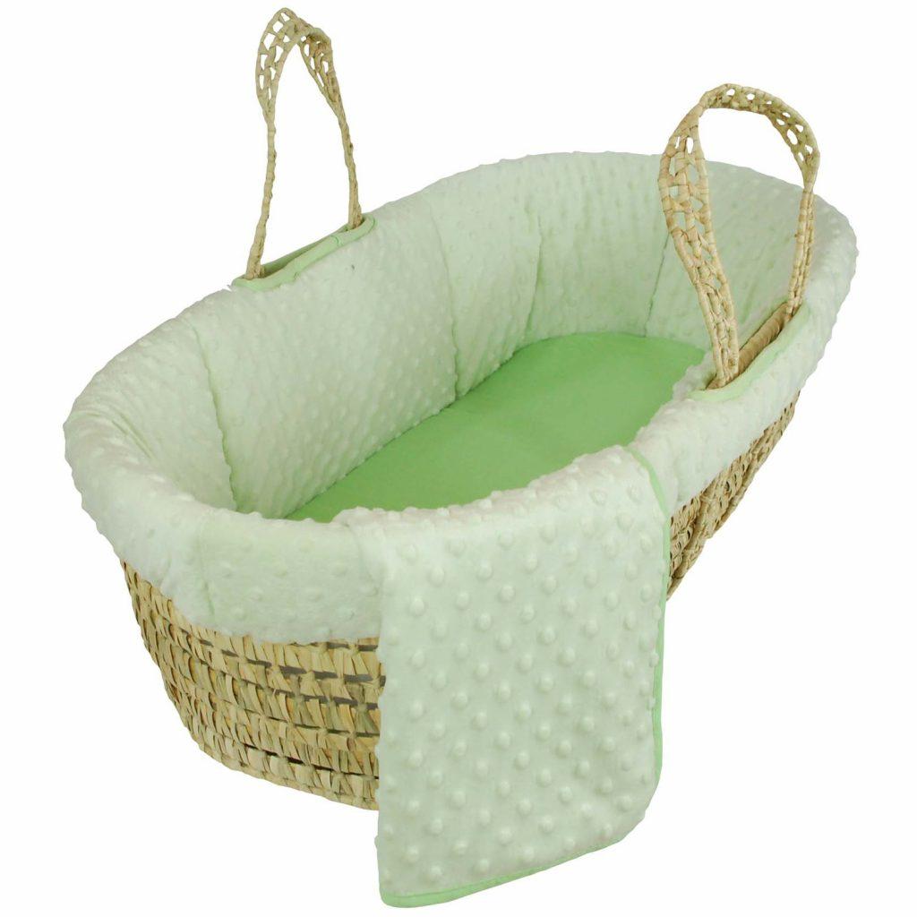 Корзинка для новорождённого младенца