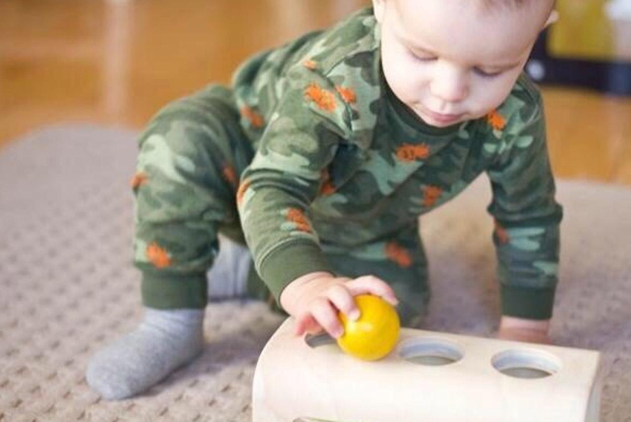 Упражнения дома для детей от года