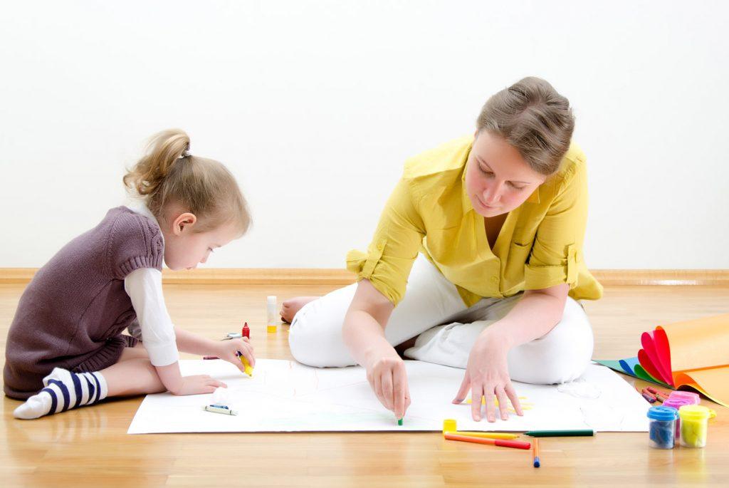 арт терапия для детей