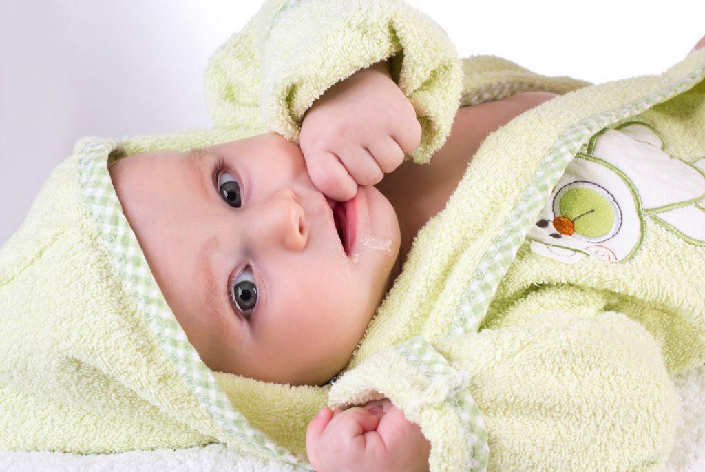 5 вещей для четырёхмесячного малыша