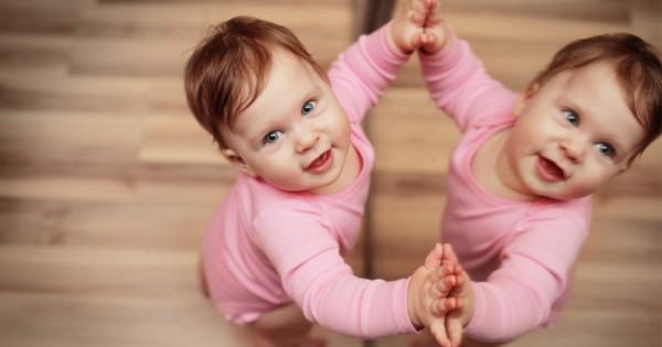 Годовалый малыш
