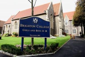 Школа в Англии