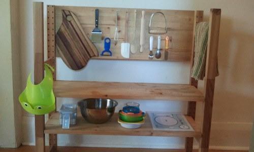 Материалы, которые помогут детям готовить на кухне