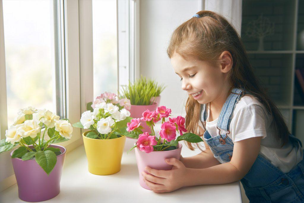 польза природных материалов для детей