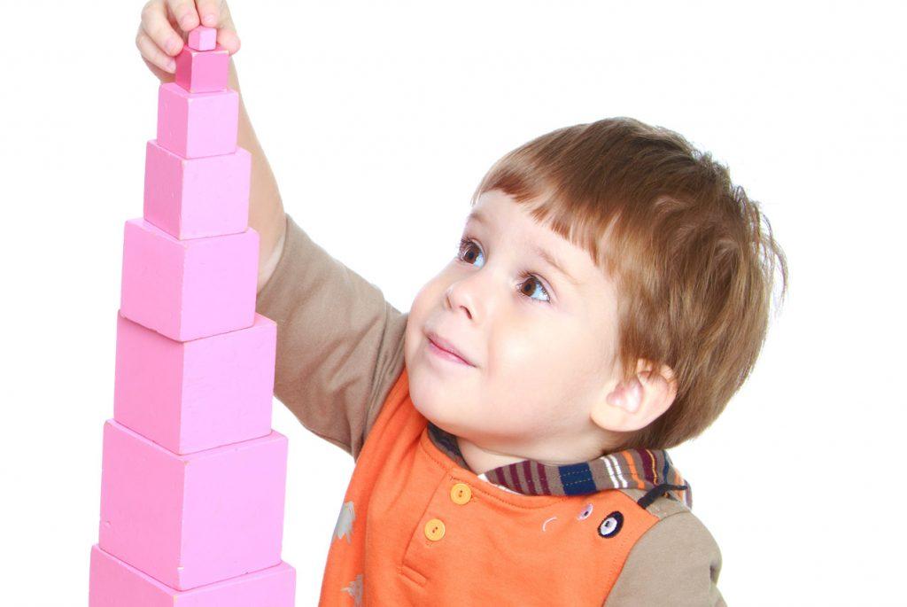 Ситуация сравнения детей между собой и её специфика в среде Монтессори