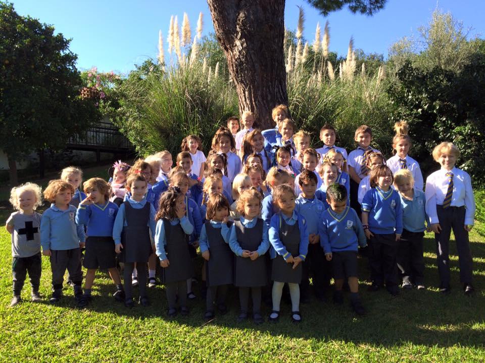 Монтессори-школа в Испании