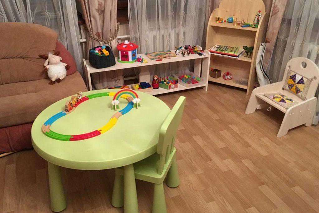 Удобно для малыша