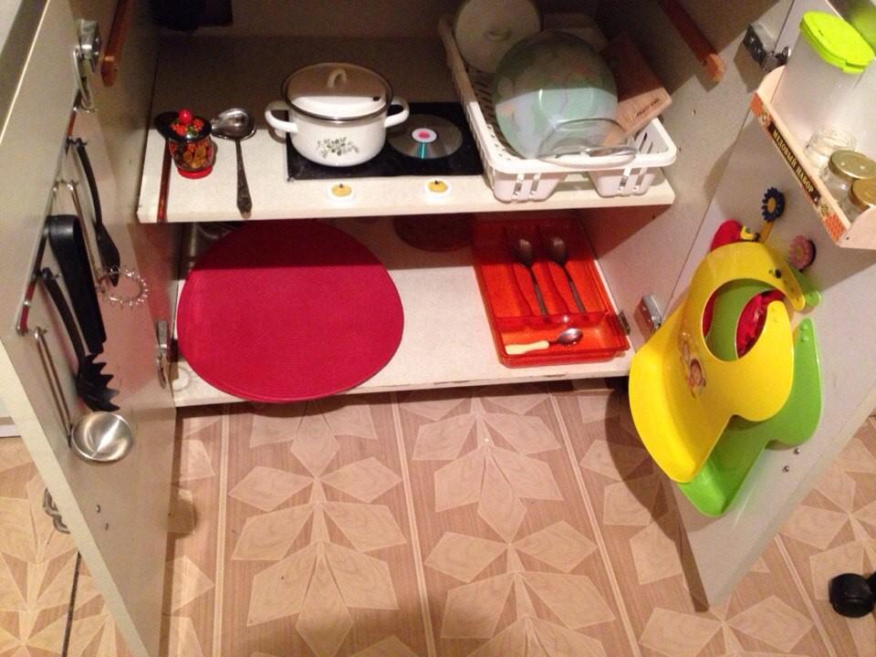 Монтессори-кухня для ребенка