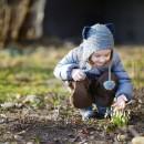 общение ребенка с природой