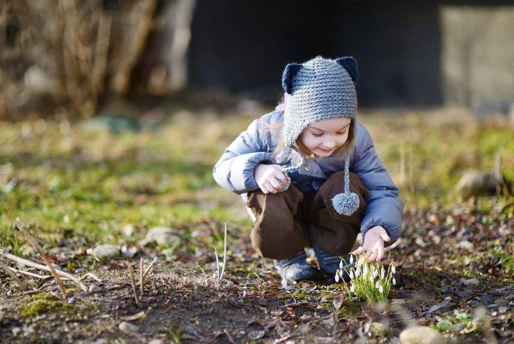 Важность общения с природой для ребёнка
