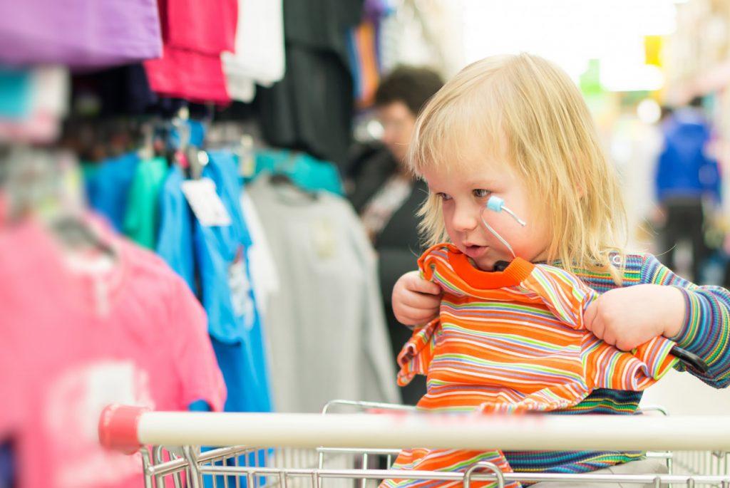 Современная детская одежда: комфорт, безопасность, творческий подход