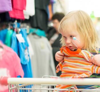 как правильно выбрать детскую одежду