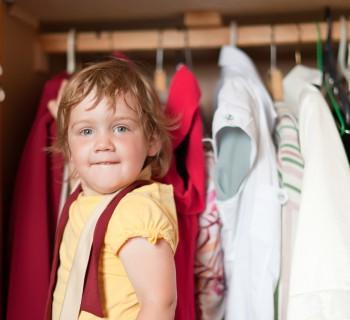 Самостоятельное одевание детей