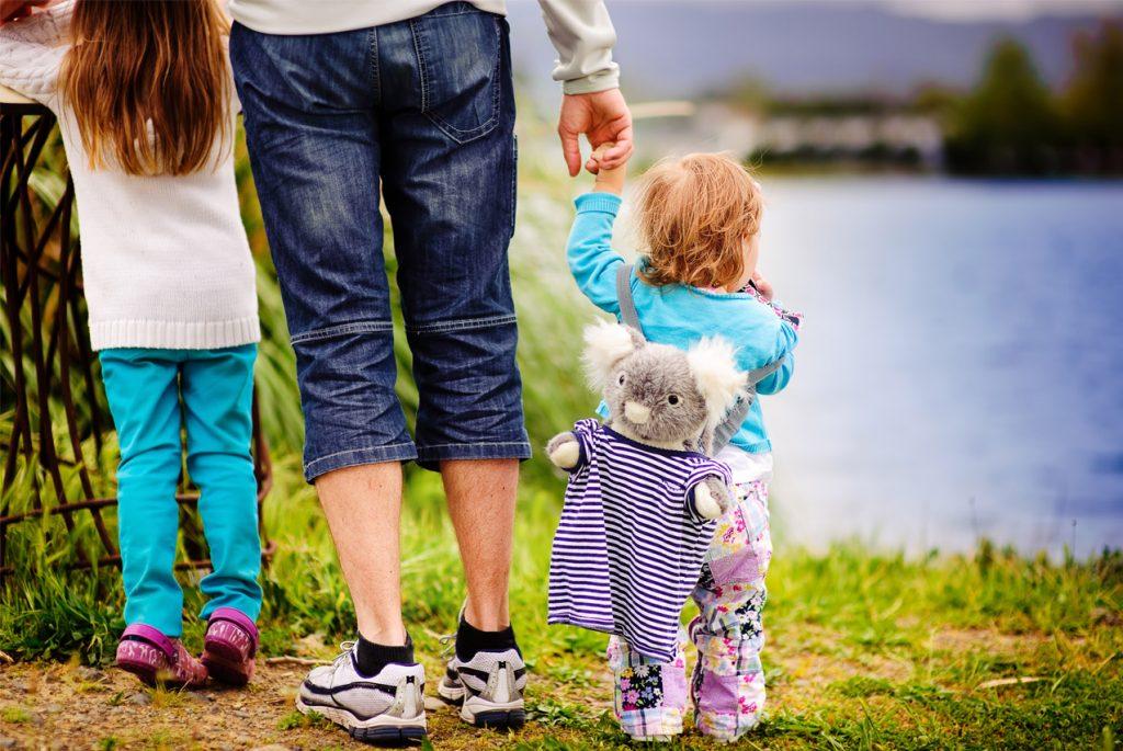 совместынй досуг в семье с ребёнком