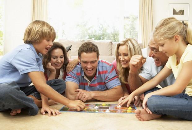 проводить время вместе с ребёнком