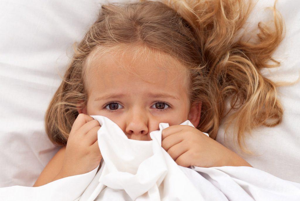 справиться с детскими страхами