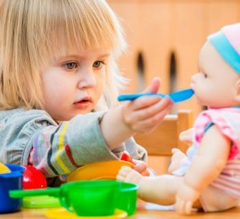 детство без игрушек