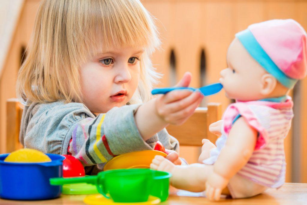 Монтессори-класс: детство без кукол? Часть вторая