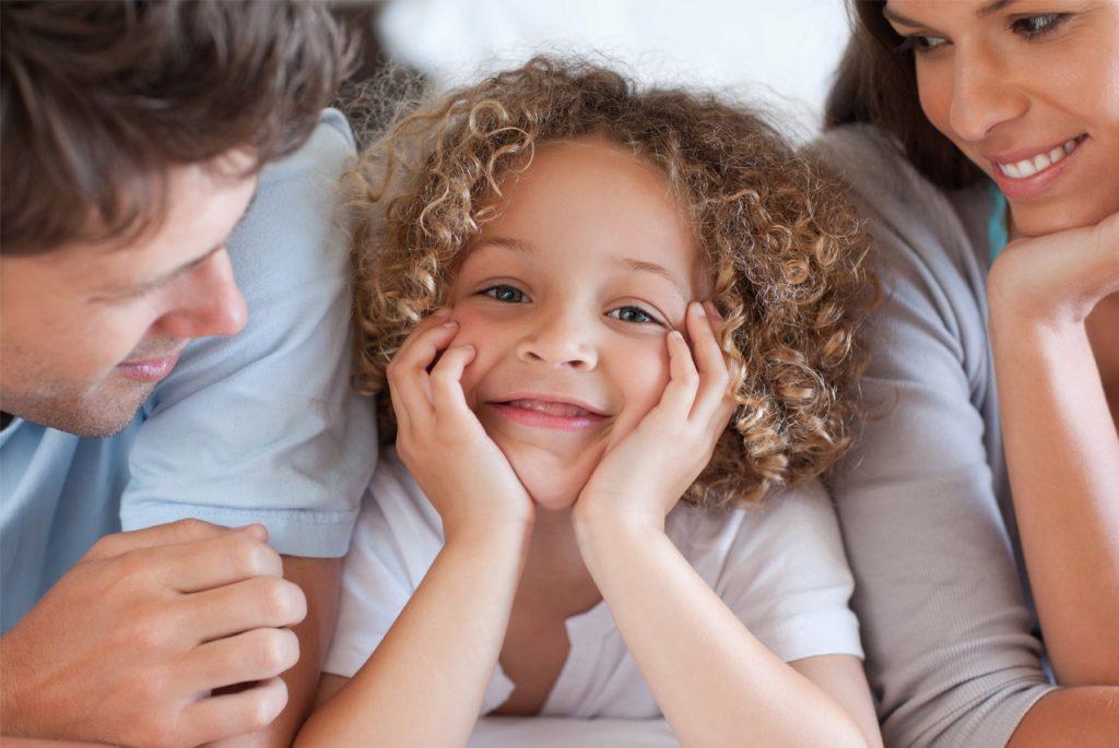 Как сделать чтобы ребёнок не боялся