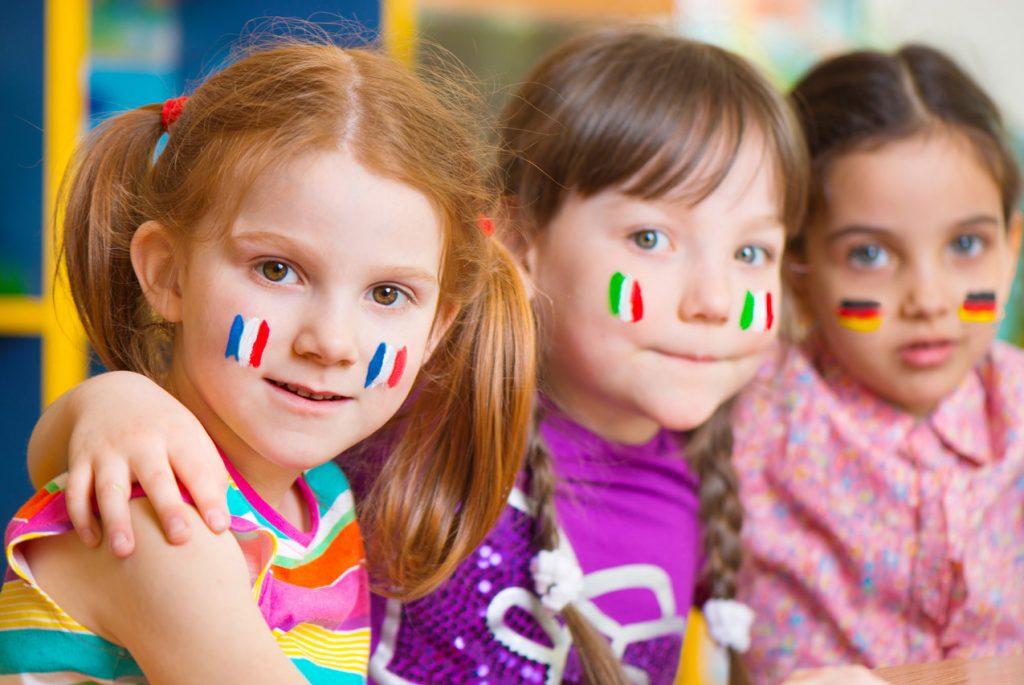 Когда ребёнку стоит начать учить иностранный язык?
